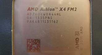 �����ĺ˸�Ƶ�� AMD ����II X4 760K�ͼ�