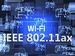 新802.11ax芯片亮相 速率达4.8Gbps