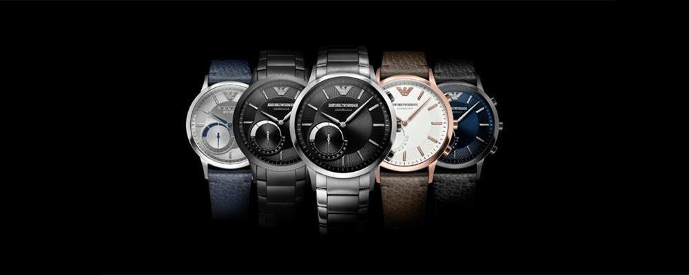 阿玛尼将推出Android Wear 2.0智能腕表