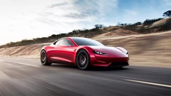 性能控的最爱 特斯拉全新Roadster发布