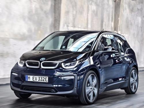 如此动人的电动汽车 新款宝马i3