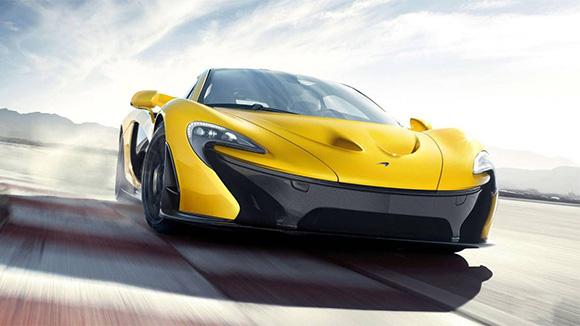 2023年上市 迈凯轮P1的纯电动继承者
