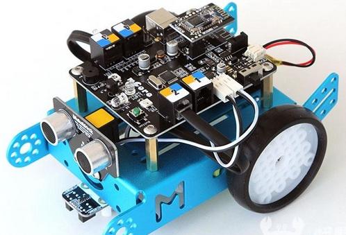 搭建自己的科技玩具