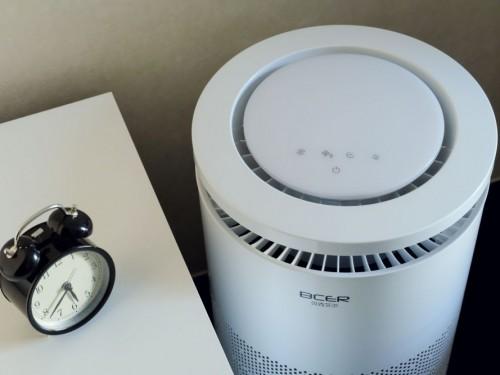 理想空气净化器的选择 贝克艾尔KJ550-S03