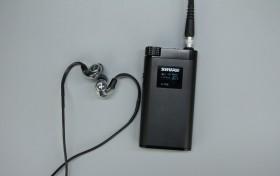 舒尔静电耳塞系统KSE1500开箱