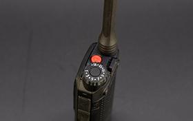 小巧便携性能强 海能达BD300对讲机图赏