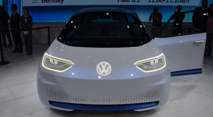 大众第四款I.D.新车9月法兰克福车展发布